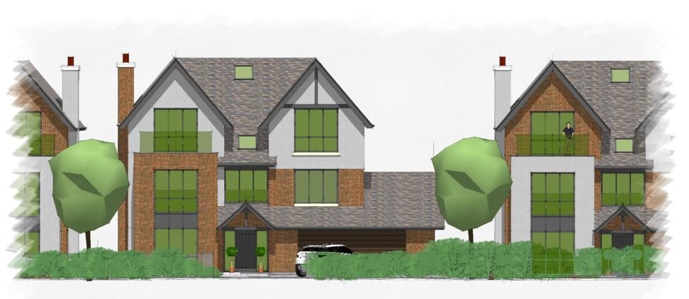 3 new dwelling
